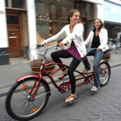 tandem tour Rotterdam
